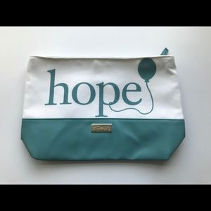 Philosophy HOPE cosmetic Bag pouch